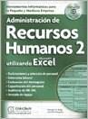 Libro Administracion De Recursos Humanos 2 Utilizando Microsoft Excel