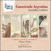 Papel Conociendo Argentina Leyendas Y Sabores