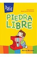 Papel PIEDRA LIBRE HOLA CHICOS ARTICULACION NIVEL INICIAL PRI
