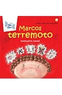 Papel MARCOS TERREMOTO (CASOS Y COSAS DEL VIVIR JUNTOS)