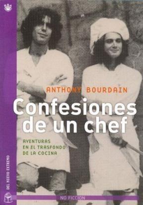 Papel Confesiones De Un Chef