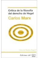 Papel CRITICA DE LA FILOSOFIA DEL DERECHO DE HEGEL