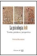 Papel PSICOLOGIA FOLK TEORIAS PRACTICAS Y PERSPECTIVAS