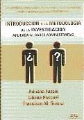 Libro Introduccion A La Metodologia De La Investigacion Aplicada Administracion