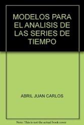 Libro Modelos Para El Analisis De Las Series De Tiempo