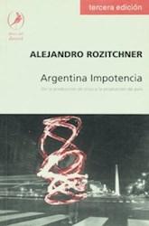 Papel Argentina Impotencia