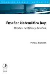 Papel Enseñar Matematica Hoy