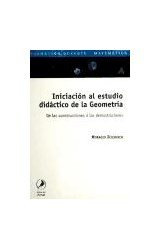 Papel INICIACION AL ESTUDIO DIDACTICO DE LA GEOMETRIA