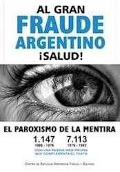 Papel Al Gran Fraude Argentino Salud