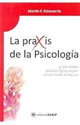Papel LA PRAXIS DE LA PSICOLOGIA