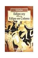 Papel EDIPO REY - EDIPO EN COLONO (COLECCION NOGAL)
