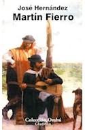 Papel MARTIN FIERRO (COLECCION OMBU)