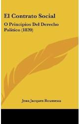 Papel CONTRATO SOCIAL (COLECCION PENSADORES UNIVERSALES) (RUSTICA)