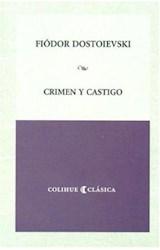 Papel CRIMEN Y CASTIGO (COLECCION ROBLE PLUS)
