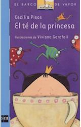 Papel TE DE LA PRINCESA (COLECCION BARCO DE VAPOR AZUL) (7 AÑOS) (RUSTICA)