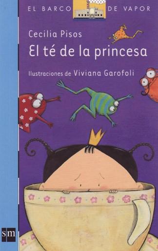 Papel El Te De La Princesa