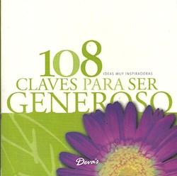Libro 108 Claves Para Ser Generoso