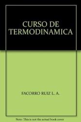 Libro Curso De Termodinamica