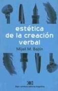 Papel Estetica De La Creacion Verbal