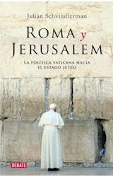 Papel ROMA Y JERUSALEM