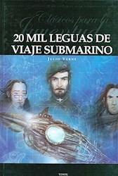 Libro 20 Mil Leguas De Viaje Submarino