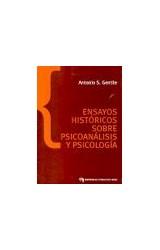 Papel ENSAYOS HISTORICOS SOBRE PSICOANALISIS Y PSICOLOGIA