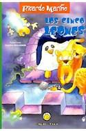 Papel CINCO LEONES (INVENTOR DE ANIMALES)