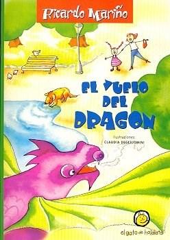 Papel El Vuelo Del Dragon