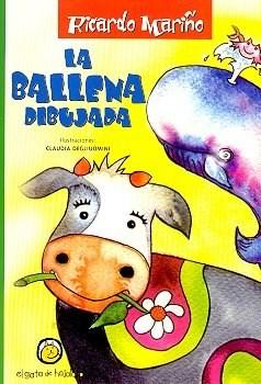 Papel La Ballena Dibujada