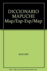 Papel Diccionario Mapuche