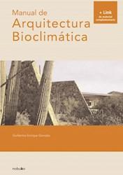 Libro Manual De Arquitectura Bioclimatica