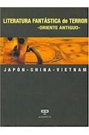 Papel LITERATURA FANTASTICA DE TERROR ORIENTE ANTIGUO JAPON/C