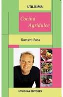 Papel COCINA AGRIDULCE (RUSTICO)