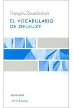 Papel EL VOCABULARIO DE DELEUZE