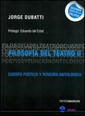Papel FILOSOFIA DEL TEATRO II