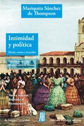 Libro Intimidad Y Politica