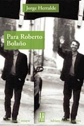 Libro Para Roberto Bolaño