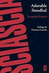 Libro Adorable Stendhal