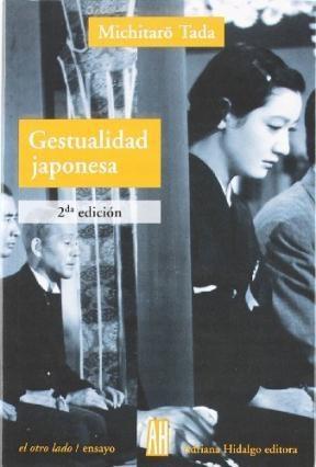 Papel Gestualidad Japonesa
