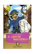 Papel CAPITAN BARLOVENTO (COLECCION CUENTOS DEL JARDIN)