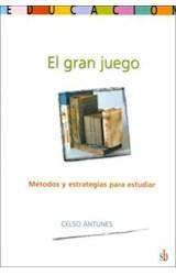 Papel GRAN JUEGO, EL METODOS Y ESTRATEGIAS PARA ESTUDIAR