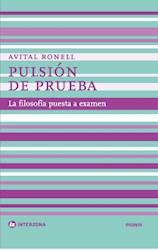 Libro Pulsion De Prueba