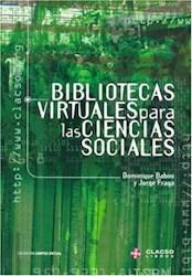 Papel Bibliotecas Virtuales Para Las Cs. Sociales