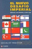 Papel NUEVO DESAFIO IMPERIAL SOCIALIST REGISTER 2004