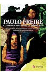 Papel PAULO FREIRE CONTRIBUCIONES PARA LA PEDAGOGIA