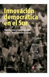 Papel INNOVACION DEMOCRATICA EN EL SUR