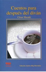 Papel CUENTOS PARA DESPUES DEL DIVAN