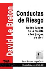 Papel CONDUCTAS DE RIESGO