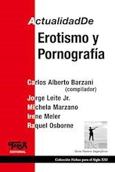 Libro Actualidad De Erotismo Y Pornografia