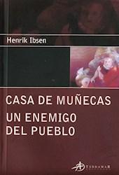 Libro Casa De Mu/Ecas Un Enemigo Del Pueblo.